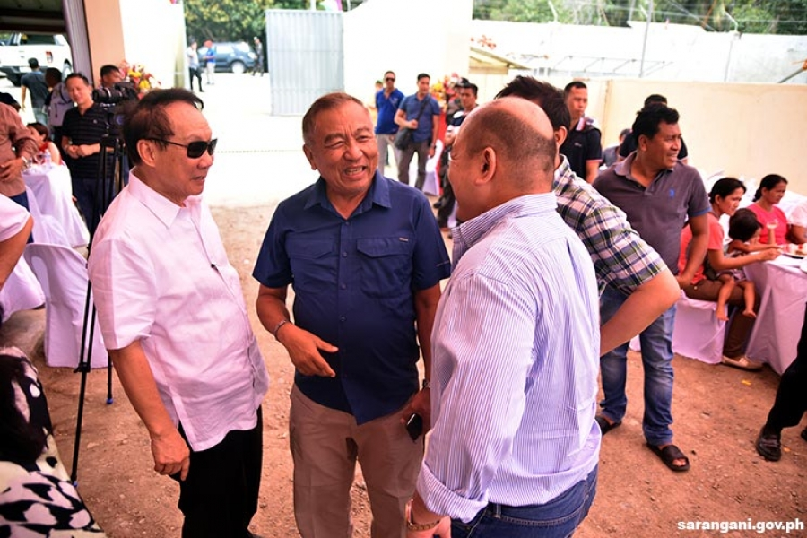 Modern shrimp farm in Malapatan inaugurated