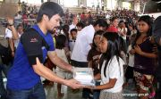Rep. Pacquiao leads Balik Eskwela gift-giving