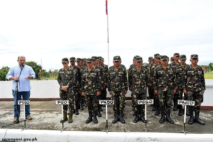 Indigenous people join Philippine Army