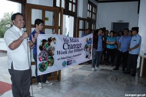 BM Yap leads Women's Month celebration