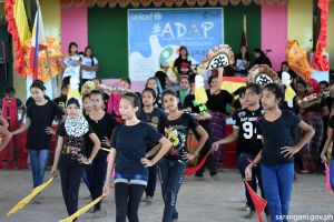 Students hold culture and arts workshop