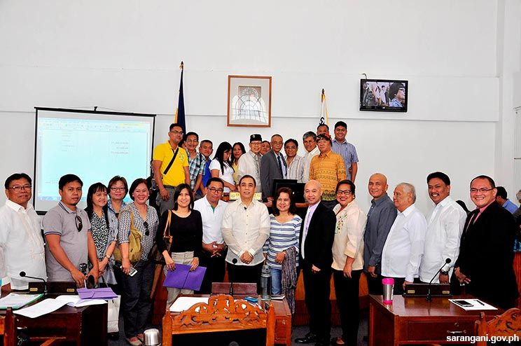 Masbate visitors learn ZOD in Sarangani