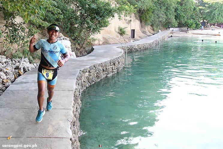 Isla Jardin del Mar hosts Sarbay Triathlon