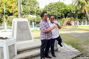 Reganit, Balazon resume tandem as Maitum leaders