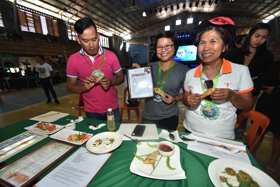Bangsi Masterchef judges