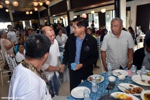 VIPs at Sarangani Bay Stakeholders' Summit