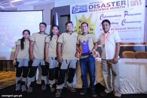 Sarangani is Region 12's best PDRRMC