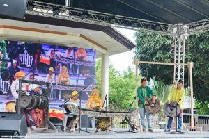 Kulintang with Agong Open Competition