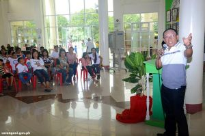 Maitum marks Municipal Disability Prevention Day